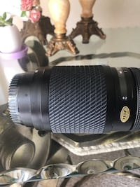 black and gray DSLR camera lens Lake Buena Vista, 32830