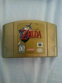 Gold Ocarina of Time N64 Spiel Pinneberg, 25421