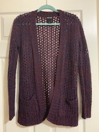 Wet seal Cardigan (perfect condition)