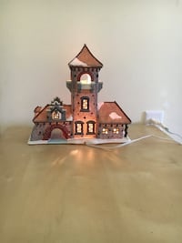 two brown wooden house miniatures Germantown, 20874