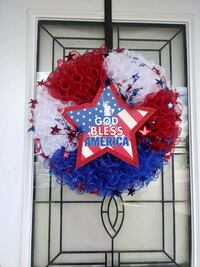 16inch wide holiday wreath  Corpus Christi