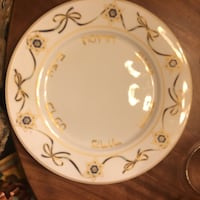 "14.5"" Fine Porcelain Jewish Holiday Platter Los Angeles, 91405"