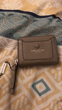Brown leather Marc Jacobs wallet  Phoenix, 85040