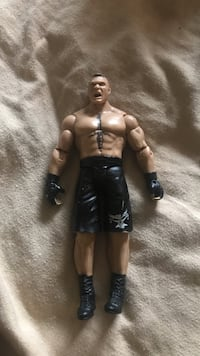 Brock Lesnar action figure
