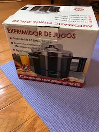 Automatic citrus juicer, 16oz brand new, never been used Boyds, 20841