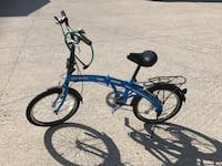 GAMMA Folding bike 11141 km