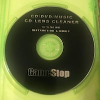 GameStop Lens Cleaner