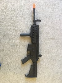 300FPS AEG Airsoft Gun w/Mags and BBs ELLICOTTCITY