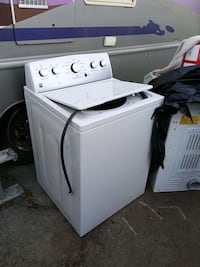 white top-load clothes washer San Antonio, 78219