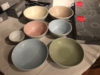 Arzberg China Bowls-NEW Queenstown, 21658