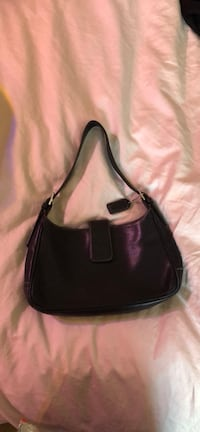 Coach leather black bag Chester, 10918