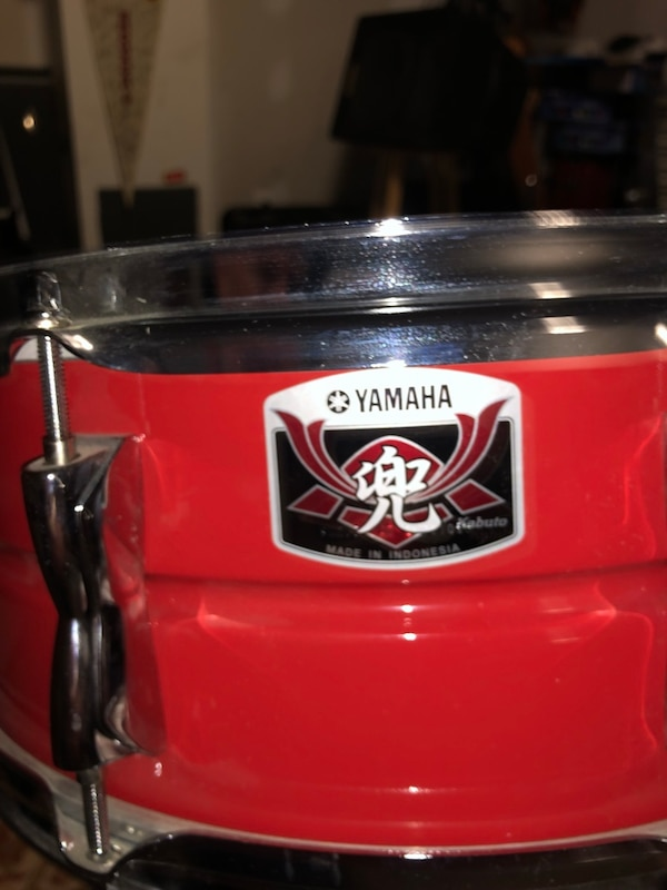 Yamaha Steel Snare drum ae7d11a4-abae-422d-9bc7-8127ca8555c3