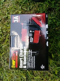 Lawn mower or motorcycle smart battery charger Salisbury, 28146