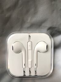 Brand new apple earphone for iPhone 5/6 Unused  Stockholm, 162 54