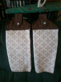 Hanging Terry Cloth Dish Towels