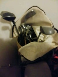 gray golf club set Winnipeg, R3C 2B9