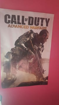 Poster Call of Duty Advanced Warfare Sevilla, 41010
