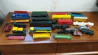 assorted trains lot Laurel