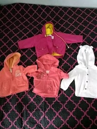3-6 months sweaters.  Hollister, 95023