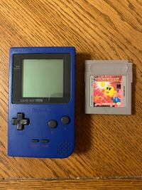 Nintendo Gameboy Pocket with Ms Pac-Man $60 Winnipeg, R2L 1E2