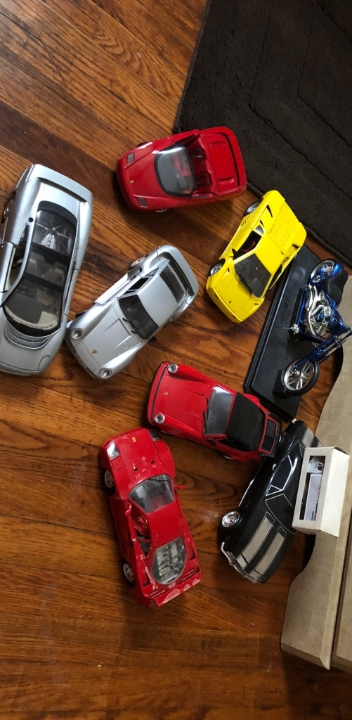 Photo Model cars 10 each or all for 50