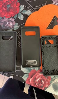 Phone battery case and phone cases