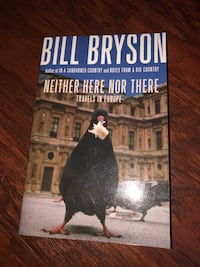 Book - Neither Here Nor There by Bill Bryson  Mississauga, L5G 2P6