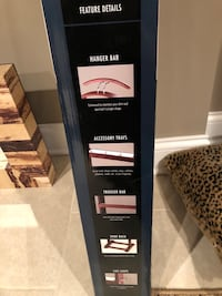 Deluxe valet clothes & accessory organizer  Chicago, 60655