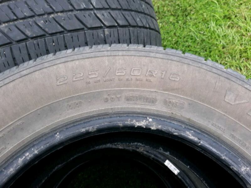 Used Tires 225 0