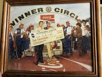 Frame Nascar Cale Yarborough Uno Hard Charger  Hagerstown, 21740