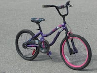 "WAS BARELY USED AND ALMOST NEW GIRLS 20"" MONSTER HIGH BIKE $60.00 FIRM! Mississauga"