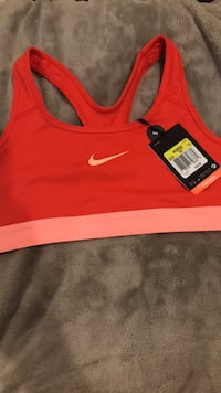 Womens Nike Sports Bra sz : S Chevy Chase View, 20895