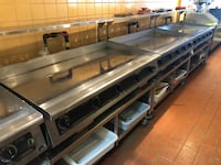 """60"""" Miraclean Griddle/Flat Grill Toronto"""
