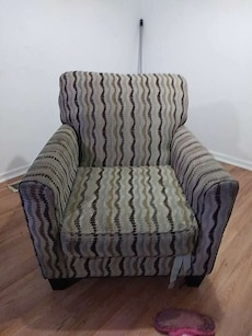 A nice accent chair