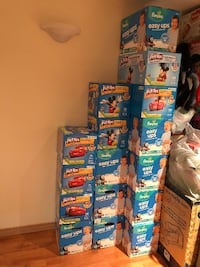Pampers Easy Ups and Huggies Pull Ups - Various Sizes - BNIB Toronto