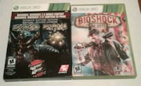 Xbox 360 Bioshock Video Games Port Coquitlam, V3B 7G7