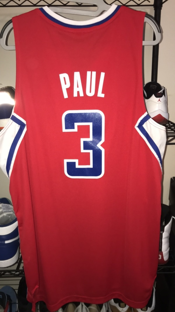 5b83d558fbe Used Chris Paul jersey for sale in New York - letgo