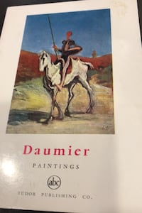 Daumier Paintings-1961