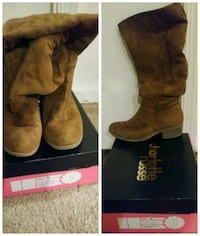 Chestnut Suede Size 8 Virginia Beach, 23456