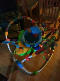 baby's blue and green jumperoo Elizabeth City, 27909