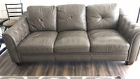 Rooms ToGoPure Leather Super comfy Couch from Reston, 20190