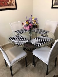 Best offer considered  Dining room table and chair set