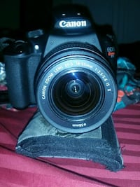 black Canon EOS DSLR camera Covina, 91724