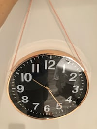 Rose Gold Clock Innisfil