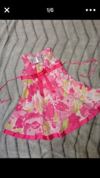 Girls Size 2T dress Federal Way, 98023