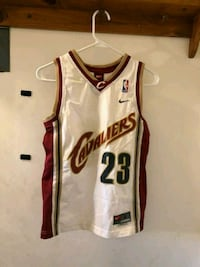 Youth basketball jersey Waldorf, 20602