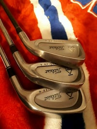 titleist 2,3 and 4 iron London, N5Y 3C5