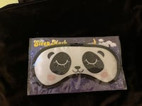 Panda sleep mask  Honolulu, 96826