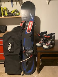 Snowboard Package Westerville, 43081