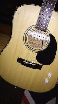 Acoustic Electric Guitar Front Royal, 22630